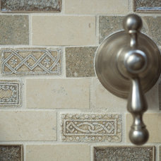 Contemporary Tile by Sunderland Brothers Company