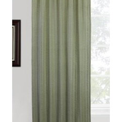 Vintage House by Park B. Smith Weston Rod Pocket Panel - The elegant rod pocket treatment and stylish color options of the Vintage House by Park B. Smith Weston Rod Pocket Panel make it a handsome way to dress your window.