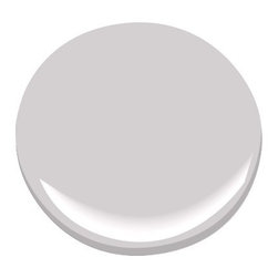 Violet Pearl 1451 Paint - Here's a fresh idea: Paint just the ceiling or the back of your bookcase this soothing Violet Pearl color.
