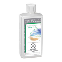 Lampe Berger - Home Fragrance - Ocean Breeze - 500ml, 500ml, Ocean Breeze - Ocean Breeze   An energetic burst of glorious fruity cocktail combined with the freshness of slightly exotic grapefruit, with warm, lingering notes of precious woods.