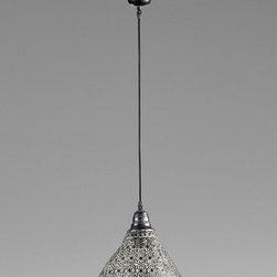 Cyan Design - York One Light Pendant - York one light pendant - rustic
