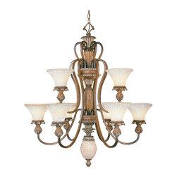 Livex Lighting - Livex Lighting 8459-57 Ceiling Light/Chandeliers - Livex Lighting 8459-57 Ceiling Light/Chandeliers