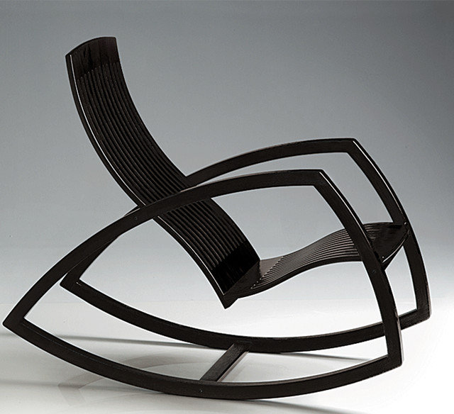 Contemporary Rocking Chairs by Bodie and Fou