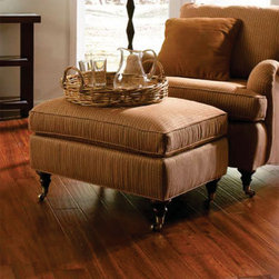 LM Flooring Brazillian Cherry - Natural - Hand Scraped - LM Flooring Brazillian Cherry - Natural - Hand Scraped