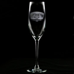 Groomsmen Gift Ideas, Engraved Best Man Gifts - Crystal Imagery