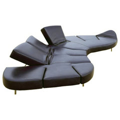 contemporary sofas by luminaire.com