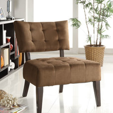 Contemporary Living Room Chairs by Dexter Sykes