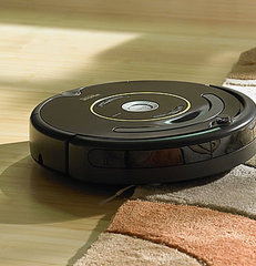 vacuum cleaners Roomba 650