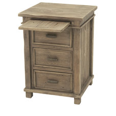 Traditional Nightstands And Bedside Tables by Masins Furniture