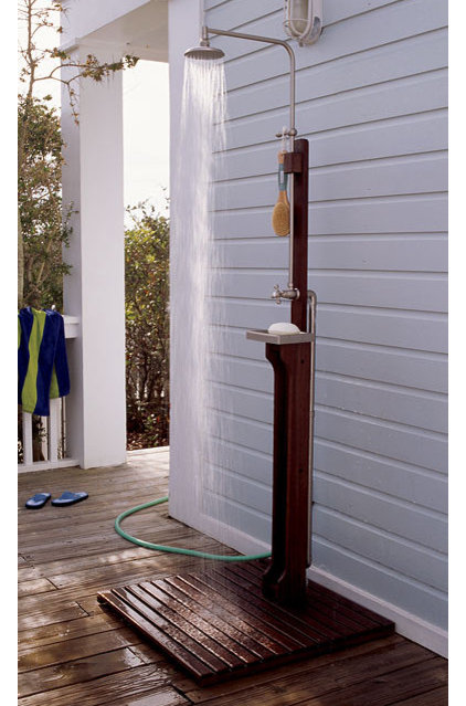 Beach Style Showers by The Orvis Company