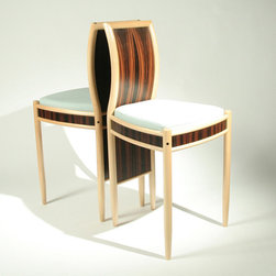 Ian Parker - Pair of Hall Chairs - Bespoke Global