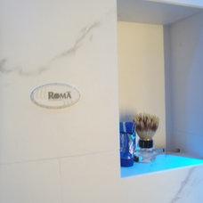 Contemporary Bathroom by John Whipple - By Any Design ltd.