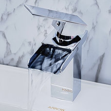 Modern Bathroom Faucets And Showerheads by sinofaucet