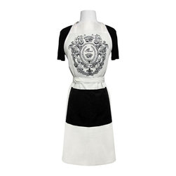 Home Decorators Collection - Vintage Market Aprons - Our Vintage Market Aprons will add a touch of class to your kitchen, regardless of the design you select. The aprons are made of 100% cotton and will look good meal after meal. 100% cotton construction. Available in a variety of designs.
