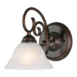 Homestead Ridge 1-Light Wall Sconce