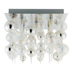 Eglo - Eglo 89158A Morfeo Contemporary Wall / Ceiling Light - Eglo 89158A Morfeo Contemporary Wall / Ceiling Light