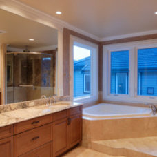 Bathroom Countertops by Marble Deluxe