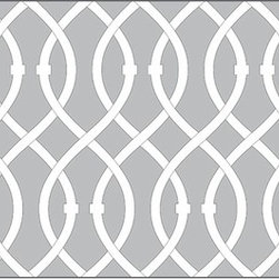 Casart coverings - Lively Lattice Wall Coverings - Celebrate the easy, elegant and everyday style of Libby Langdon with her fresh geometric designs on Casart repositionable, temporary and reusable wallcovering. Lively Lattice is one of the four memorable geometrics from the Collection, which can be custom printed on self-adhesive vinyl covering.