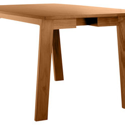 Canted Table