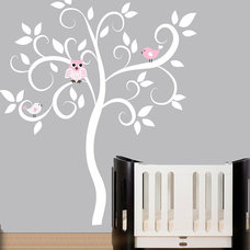 Modern Wall Decals by Etsy