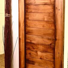 Modern Interior Doors by Rustica Hardware