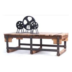 Go Home Ltd - Go Home Ltd Brookwood Coffee Table X-86131 - Go Home Ltd Brookwood Coffee Table X-86131