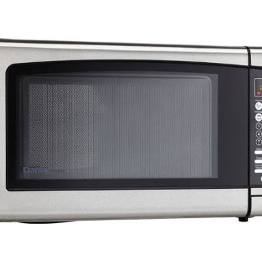 Danby - 1.1 Cu.ft. Microwave, Stainless Steel - Features: