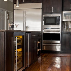 Modern Kitchen Islands And Kitchen Carts by Scandia Kitchens Inc.