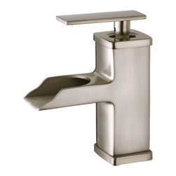 Belle Foret - Belle Foret BFL425SN Single Handle Open Spout Mount Lavatory Bathroom Sink Fauce - Belle Foret BFL425SN Single Handle Open Spout Mount Lavatory Bathroom Sink Faucet in Satin Nickel - HDModel: FS1A4275SNThe Belle Foret collection includes a full range of kitchen and bath faucets, copper basins, bathtubs, and bath vanities in timeless finishes to perfectly complement any décor. True to the Country French design, these distinctively elegant faucets and fixtures are graced by the rich patina of time - without the wait or expense.This Belle Foret single post mount faucet is the perfect choice for your bathroom makeover. Its modern design will add a sleek look to your bathroom. Matching bath accessories are available.Belle Foret BFL425SN Single Handle Open Spout Mount Lavatory Bathroom Sink Faucet in Satin Nickel - HDModel: FS1A4275SN, Features:• Lavatory Faucet