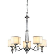 Contemporary Chandeliers by Home Depot