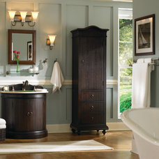 Traditional Bathroom Lighting And Vanity Lighting by Ferguson Showrooms