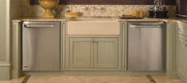 Traditional Major Kitchen Appliances by Connecticut Appliance & Fireplace Distributors