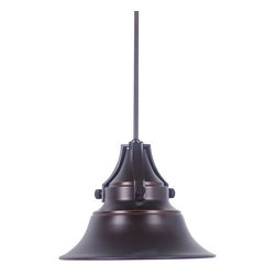 Jeremiah Lighting - Jeremiah Lighting Z4421 Union 1 Light Outdoor Mini Pendant - Jeremiah Lighting 1 Light Outdoor Mini Pendant from the Union Collection