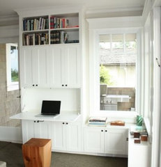 modern home office by John Whipple - By Any Design ltd.