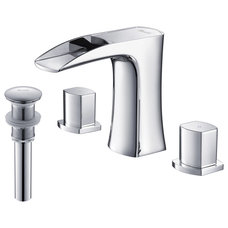 Modern Bathroom Faucets And Showerheads by RIVUSS