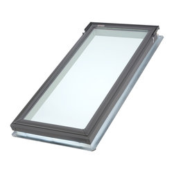 VELUX No Leak Fixed Skylight - The VELUX No Leak Fixed Skylight allows your bathroom to be filled with daylight and instantly transforms your space into the ideal oasis.