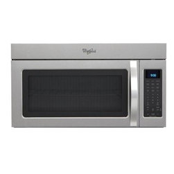 Whirlpool Over the Range Microwave in Stainless Steel -