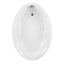 American Standard - Savona 60 inch x 42 inch EverClean Oval Whirlpool Tub in Linen - American Standard 2903.018WC.222 Savona 60 inch x 42 inch EverClean Oval Whirlpool Tub in Linen. At American Standard, we provide the style and performance that fit perfecting into life, wherever that may be.  Innovation never stops, ingenuity never ceases, history never dates itself, and needs never go unmet.American Standard 2903.018WC.222 Savona 60 inch x 42 inch EverClean Oval Whirlpool Tub in Linen, Features:Constructed of beautiful and durable acrylic with fiberglass reinforcement