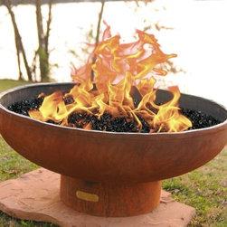 FirePit Art - LowBoy Gas Fire Pit -