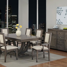 Modern Dining Sets by Brice's Furniture