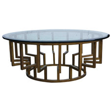 Traditional Coffee Tables by Mortise & Tenon Custom Furniture Store
