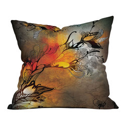 Iveta Abolina Before The Storm Outdoor Throw Pillow - Do you hear that noise? It's your outdoor area begging for a facelift and what better way to turn up the chic than with our outdoor throw pillow collection? Made from water and mildew proof woven polyester, our indoor/outdoor throw pillow is the perfect way to add some vibrance and character to your boring outdoor furniture while giving the rain a run for its money.