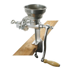 Buffalo Tools - Buffalo Tool Cicgrind Corn and Grain Manual Clamp Grinder - Make your own meals with this Home Style Cicgrind corn and grain grinder. This manual clamp grinder mounts easily to your work and prep table.
