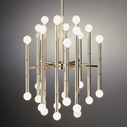 Jonathan Adler Meurice Chandelier in Ceiling Lights & Pendants