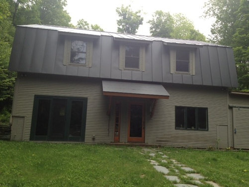 Help With Exterior Paint Colors For Our Vermont Mountain Home