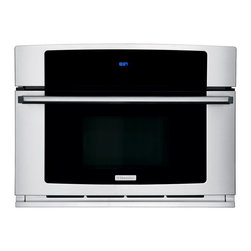"""30"""" Built-In Convection Microwave Oven with Drop-Down Door - 30"""" Built-In Convection Microwave Oven with Drop-Down Door - EW30SO60LSThis large 1.5 cu. ft. capacity convection microwave features 12 Premium Sensor Cooking Options, 4 Multi-Stage Cooking Options, Wave-Touch® Electronic Controls and Drop-Down Door."""