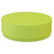 Contemporary Floor Pillows And Poufs by quinzeandmilan.tv