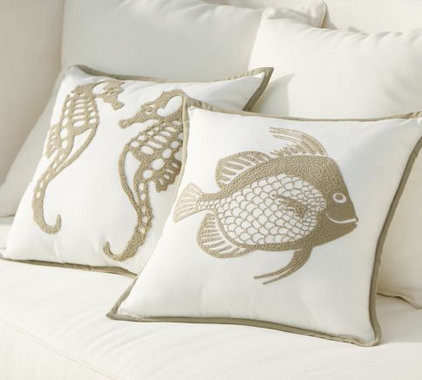 Tropical Decorative Pillows by Pottery Barn