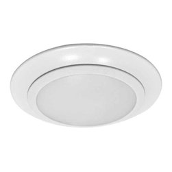 """Sea Gull Lighting - 6"""" Traverse LED Recessed Retrofit 4000K - 4-Pack Traverse LED: 6 Inch LED Recessed Retrofit or Ceiling Mount 4000K"""
