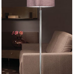 Anaca 60 Floor Lamp By Modiss Lighting - Anaca 60 by Modiss is a modern floor lamp design with pure lines.